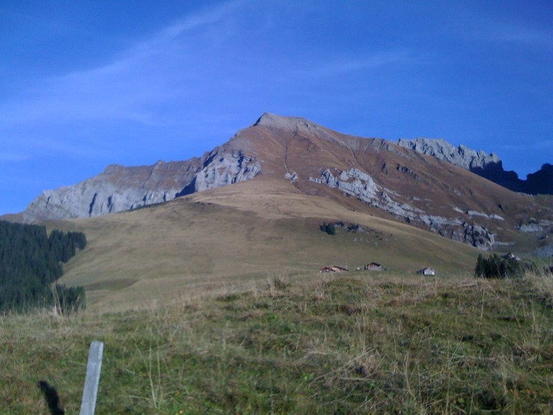 Bunderspitz in Summer - Adelboden